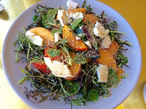 cadet salad
