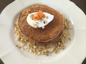 carrot pancake