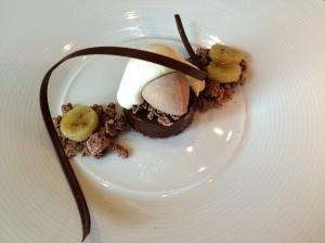 chooclate dessert
