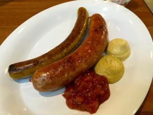 2 sausage