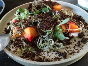 nectarine-salad